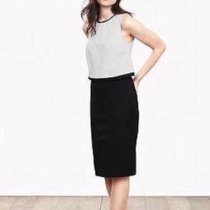 BANANA REPUBLIC Sloan Career Dress Size 8